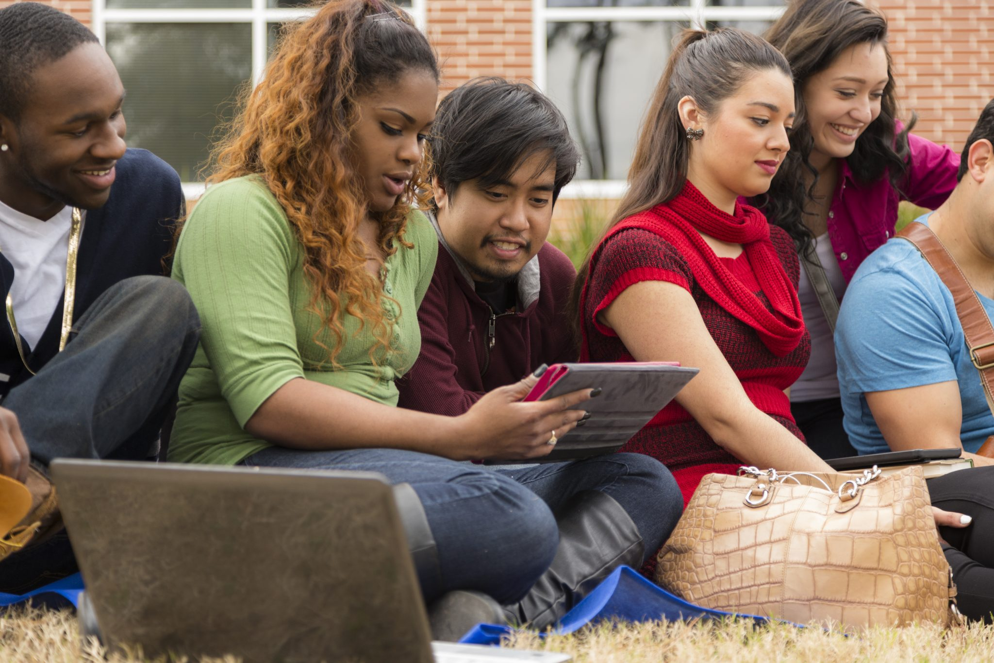 International students studying outside of City College